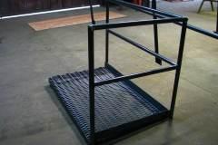 Hand Rails & Stairs